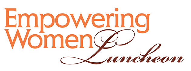 Empowering Women Luncheon Logo